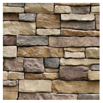 buy toogoo r 3d stone wall vinyl nature emboss roll brick wallpaper