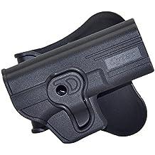 Tactical Scorpion Gear TSG-xd45 Springfield XD .40/9mm/.45 Modular Level II Retention Paddle Holster