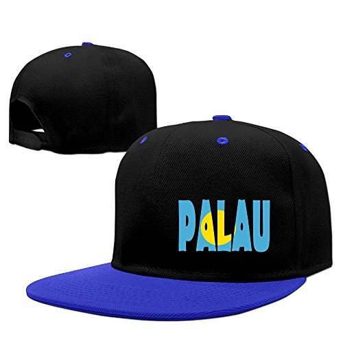 Price comparison product image Casual Palau Adult Male / Female Cotton Baseball Caps Contrast Color Snapback Hats