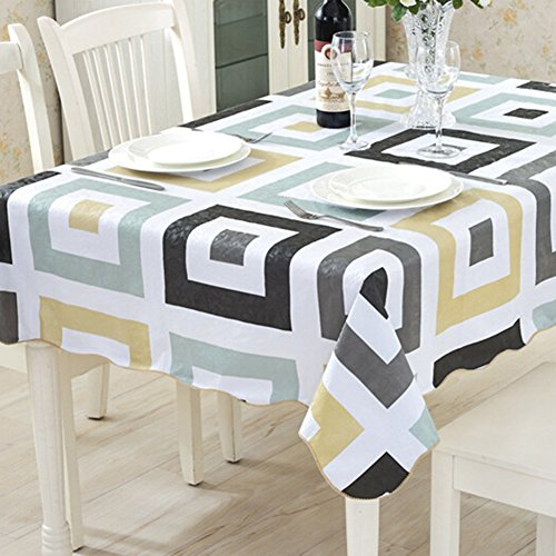 Modern Tablecloths