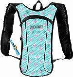 Sojourner Rave Hydration Pack Backpack - 2L Water Bladder...