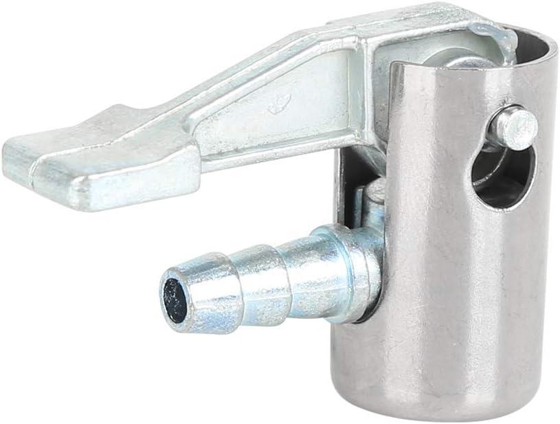 X AUTOHAUX 6mm Locking Air Chuck Air Hose Inflator Adapter for Bike Car Tire Valve