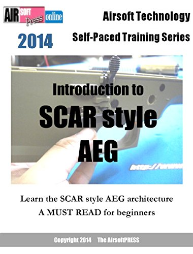 Airsoft Technology Self-Paced Training Series Introduction to SCAR style AEG ()