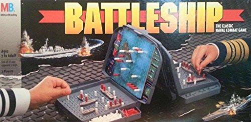 Battleship board game 1996 - Global Priority Mail