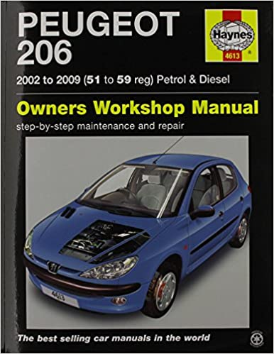 Peugeot 206 02 06 haynes publishing 9780857339089 amazon books asfbconference2016 Choice Image