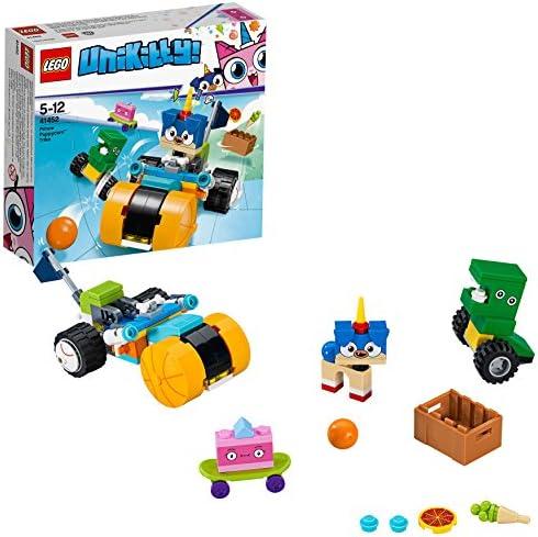 LEGO Unikitty - Triciclo del Príncipe Perricornio, Juguete Divertido y Creativo de Construcción con Diferentes Figuras de la Serie de Televisión para Crear Aventuras: LEGO: Amazon.es: Juguetes y juegos