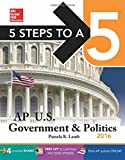 5 Steps to a 5 AP US Government & Politics 2016 (5 Steps to a 5 on the Advanced Placement Examinations Series)