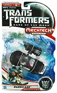 Hasbro 29710 Transformers - Figura de Mechtech Barricade