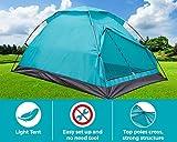 Alvantor Camping Tent Outdoor Travelite Backpacking