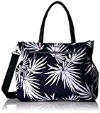 MILLY Palm Printed Diaper Bag