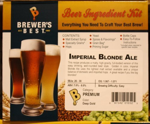 imperial ale - 3