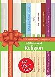Jubiläumsband Religion, 1 DVD-ROM Enthält 6 Bände: Der Koran; Vollständiges Heiligen-Lexikon; RGG; Die Luther-Bibel; Die Reden Buddhas; Die Bibel in der Kunst. Für Windows 98/ME/NT/2000/XP/Vista und MacOS 10.3