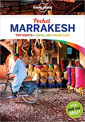 4th Edition Lonely Planet Pocket Marrakesh 4th Ed.