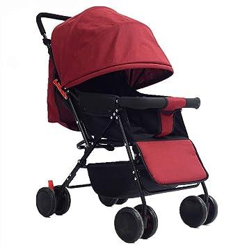 Baby car Cochecito de bebé 175 ° Lucha contra el ordeño Duro ...