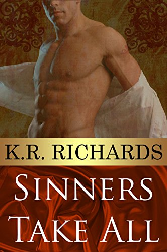 Due to the dark sins of his past, Nightshade never planned to marry. Meeting Miss Violet Frost changes everything. Sinners Take All (The Quest for the Shroud Book 1) by K. R. Richards
