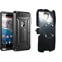 SlipGrip RAM-HOL Holder Huawei Nexus 6P Using SupCase Unicorn Beetle Pro Case
