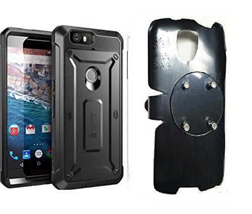 SlipGrip RAM-HOL - Soporte para Huawei Nexus 6P (Incluye Funda), diseño de Unicornio