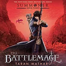 The Battlemage Audiobook by Taran Matharu Narrated by Ralph Lister