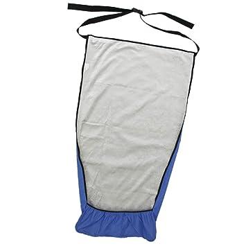 CUTICATE Manta De Protección A Prueba De Viento Manta Para Silla De Ruedas Cubiertas Tibias, Azul - Azul M: Amazon.es: Salud y cuidado personal