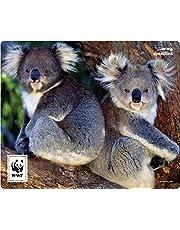 SPEEDLINK Terra WWF musmatta – mjukt underlag lämplig för alla möss, koala