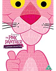 Pink Panther Cartoon Collectio - Pink Panther Cartoon Collection (4 Dvd) [Edizione: Regno Unito] [Italia]