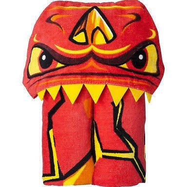 Franco Skylanders Eruptor Hooded Towel