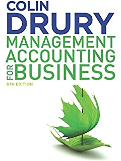 Management accounting for business amazon colin drury management accounting for business fandeluxe Images