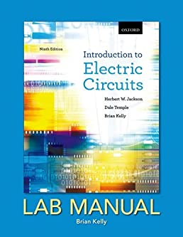 introduction to electric circuits lab manual herbert w jacksonintroduction to electric circuits lab manual herbert w jackson, dale temple, brian e kelly 9780195438147 books amazon ca