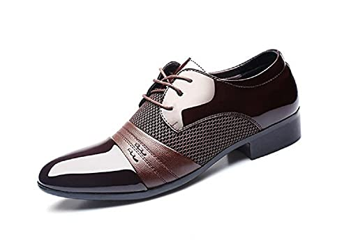 Chaussures marron Business homme QQ3U7RGz