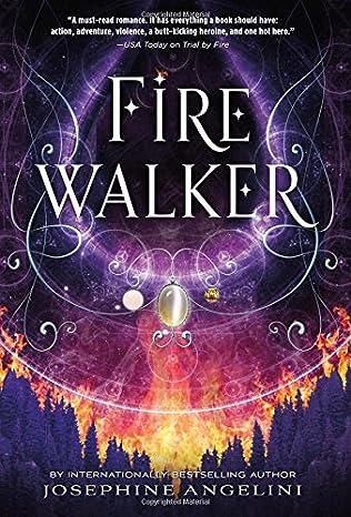book cover of Firewalker