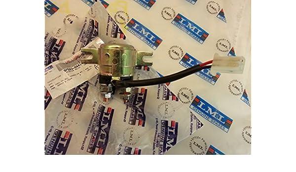 LML Star Rel/é interruptor de arranque para motores de 2 y 4 tiempos de 125 150 151 y 200 cc