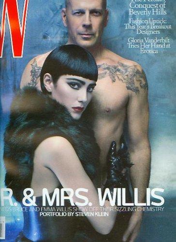 W Magazine, July 2009 pdf