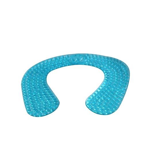 Cojín de gel semicircular en forma de U para la cabeza ...