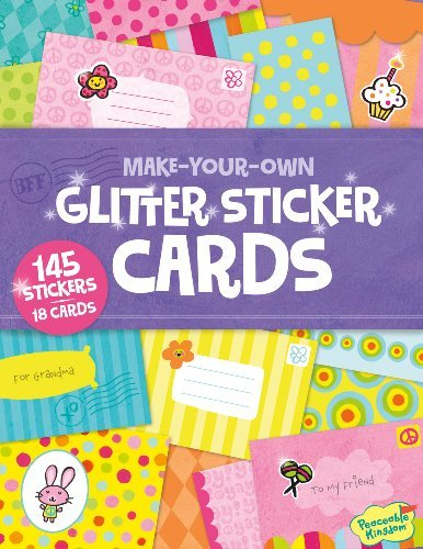 make your own valentine card kit - 6