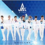A-Jax - Hot Game (Type B) (2CDS+PHOTOBOOK) [Japan LTD CD] UMCK-9585