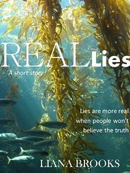 Real Lies by [Brooks, Liana]