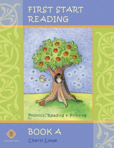 First Start Reading, Book A Cheryl Lowe