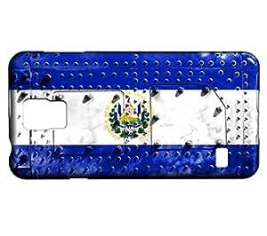 Funda Carcasa para Galaxy S5 Mini Bandera EL SALVADOR 06