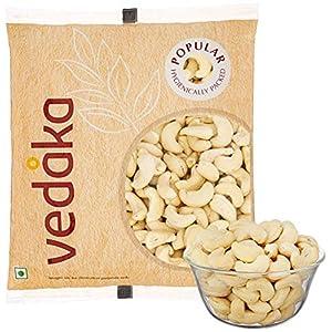 Vedaka Popular Whole Cashews, 200g