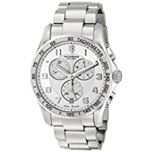 Victorinox Swiss Army Men's Classic 241654 Silver Stainless-Steel Swiss Automatic Watch