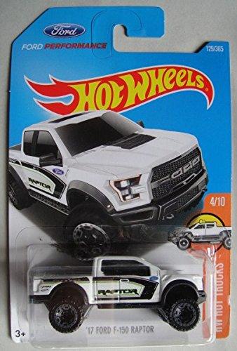 Hot Wheels Trucks F 150 Raptor product image