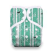 Snap One Size Pocket Diaper - Aspen Grove