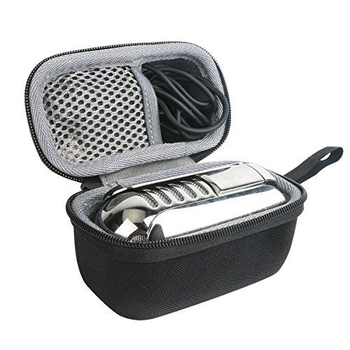 Co2Crea Hard Travel Case for Samson Meteor Mic USB Studio Microphone by