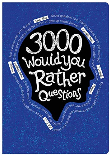 Piccadilly 3000 Would You Rather Questions ()