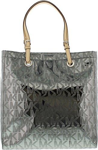 Michael Kors Mirror Monogram Tote Bag