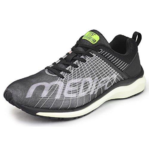 モーターチキン音声ランニングシューズ メンズ アキレス ソルボ メディフォーム ASCALON MF201 ワイドモデル 幅広 男性 マラソン ジョギング 陸上 ACHILLES SORBO MEDIFOAM 靴 スポーツシューズ/MFR2010