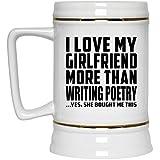 Best Poetry Gifts Gift For A Boyfriends - Boyfriend Best Gift Idea I Love My Girlfriend Review