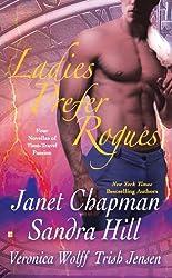 Ladies Prefer Rogues: Four Novellas of Time-Travel Passion (Berkley Sensation)
