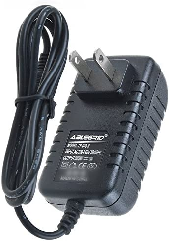 ABLEGRID AC//DC Adapter for Summer Infant 02000 02000Z BabyTouch Camera Baby Touch Video Color Monitor Switching Mode Power Supply Cord
