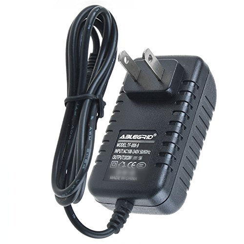 ABLEGRID AC / DC Adapter For SmartDisk FireLite FWFL60 FWFL80 Smart Disk Fire Lite FireWire External Hard Drive HDD HD Power Supply Cord by ABLEGRID (Image #1)